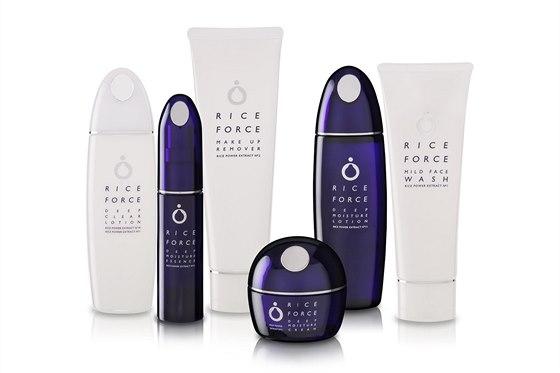 Objevte hydratační rýžovou kosmetiku RICE FORCE