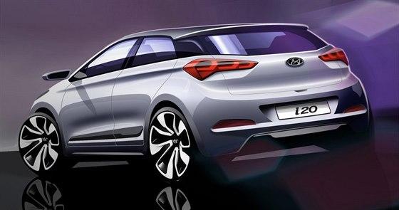 Hyundai odhalil tvary nov�ho konkurenta Fabie