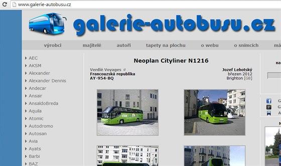 Galerie-autobus�.cz