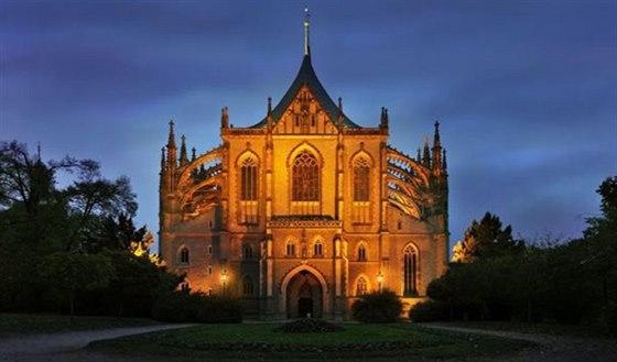 V chrámu svaté Barbory vyvrcholí v neděli Mezinárodní hudební festival Praha,...