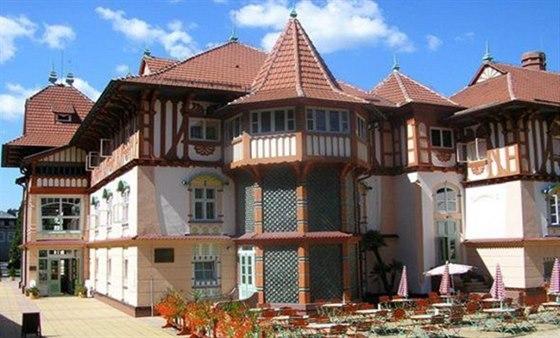 V některých Jurkovičových domech sídlí v dnešní době lázeňské hotely.