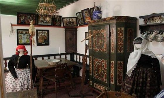Muzeum luhačovického Zálesí seznámí návštěvníky s kulturou tohoto národopisného...
