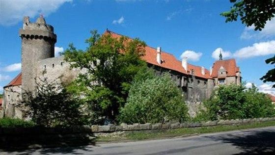 Na n�dvo�� a v Ryt��sk�m s�le Strakonick�ho hradu si budete moci vyslechnout...