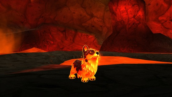 World of WarCraft slav� 10 let - Molten Corgi