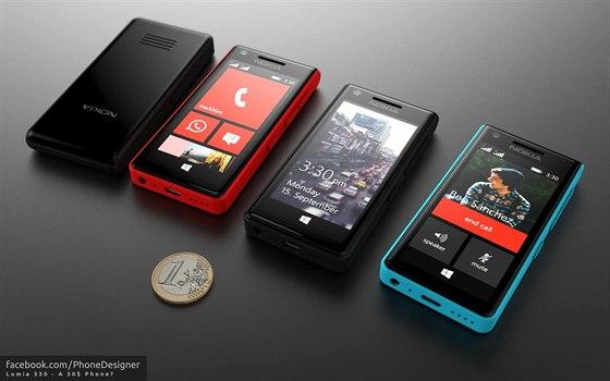Koncept Lumia 330