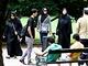 Arabov� v �anovsk�m parku v Teplic�ch