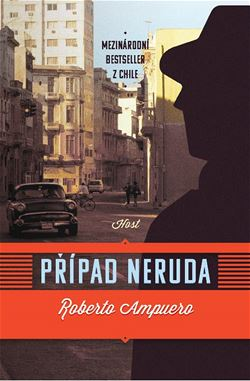 Obálka knihy Případ Neruda
