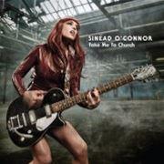 Sinéad O'Connor: obal singlu Take Me To Church