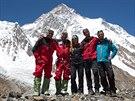 EXPEDICE. Mezi členy legendární výpravy na K2 byla s horolezcem Radkem Jarošem...