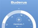 Aplikace pro kotle Buderus