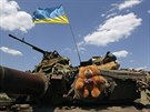 Ukrajin�t� voj�ci museli po��dat o azyl v Rusku. P�i boj�ch na v�chod� zem� jim...