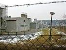 Na místě bývalého romského koncentračního táboru v Letech na Písecku je dnes velkokapacitní vepřín.