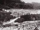 Romský koncentrační tábor v Letech na Písecku (1941 - 1942)