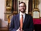 Vrchní pražský rabín David Peter