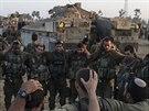 Vojáci izraelské brigády Golani