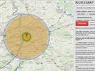 Aktuálně nejmocnější jadernou zbraní v ruském arzenálu je mezikontinentální...