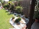 zahrada čtenářky