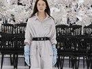 Christian Dior Haute Couture: podzim - zima 2014/2015