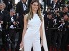 Krásná brazilská modelka Isabeli Fontana se nenechala ujít filmový festival v...