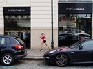 Běh v luxusu z jiného pohledu 2