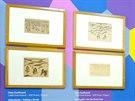 Z výstavy Kubismus uprostřed války