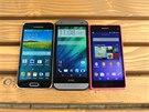 Samsung Galaxy S5 mini se dostává na trh jako poslední z letošních zmenšených...