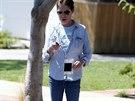 Lara Flynn Boyle (Los Angeles, 1. srpna 2014)