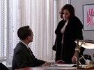 Vincent Kartheiser a Alexis Bledelová se potkali v roce 2012 při natáčení...