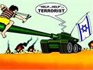 Palestinská propaganda (2. 8. 2014)