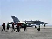 Američané se připravují na bombardování Islámského státu v Iráku (8. srpna...