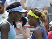 SORRY SÉGRA. Venus Williams na tenisovém turnaji v Montrealu nečekaně vyřadila
