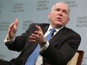 John Brennan, šéf CIA, letos v březnu odmítl nařčení z toho, že by jeho lidé...