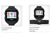 Nové hodinky Timex One Ironman GPS+ se budou prodávat buď s hrudním pásem na...