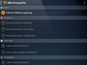 PrivacyFix vám pomůže optimalizovat nastavení vašeho soukromí vsociálních...