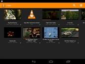 Oblíbený přehrávač VLC je kdispozici pro všechny tři hlavní mobilní platformy