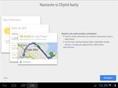 Díky aplikaci Google Launcher budete mít na svém tabletu stejnou domovskou...