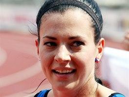 Žďárská běžkyně Kristiina Mäki získala na MČR zlatou medaili v závodě na 1500 metrů.