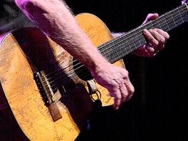 Kytara Willieho Nelsona jménem Trigger