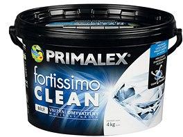 Primalex Fortissimo Clean je b�l� omyvateln� n�t�r s v�bornou paropropustnost�