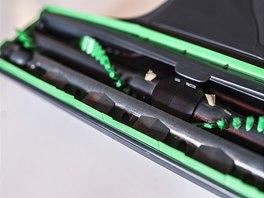 Rotační kartáč EB370 ma čištění koberců po úpravě