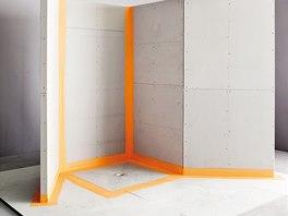 Desky Fermacell Powerpanel H2O se uplatní na stěny, jež jsou vystaveny trvalému