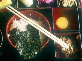 Japonská snídaně