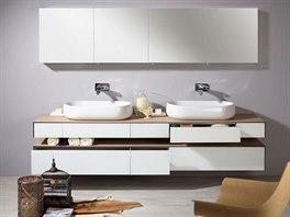 Rodinná firma Le bon vyrábí v Brně koupelnový nábytek od roku 1996.