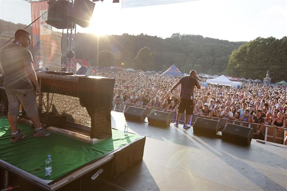 Hudebn� festival Hrady CZ se p�edstav� na Hradci nad Moravic�