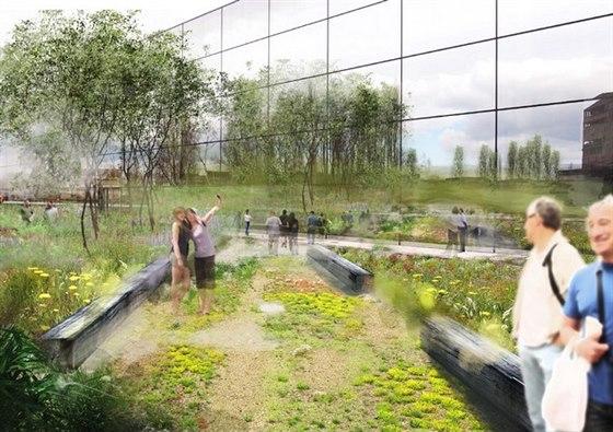 Ostravský Svět techniky bude mít i velkou živou zahradu kprozkoumání
