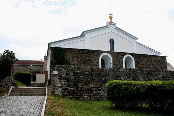 Druhá nejstarší synagoga v Česku dnes slouží jako modlitebna Církve
