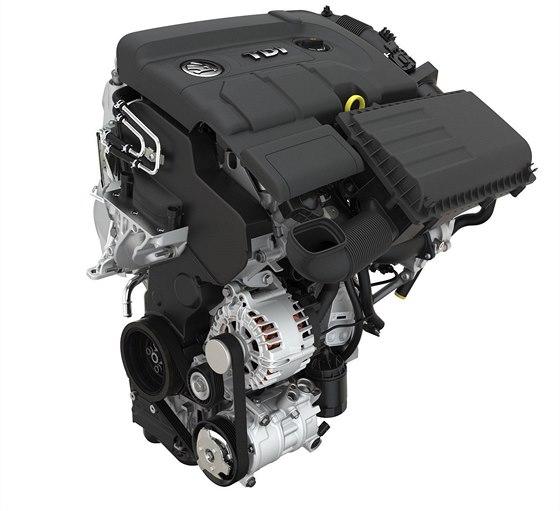 Zájemci o naftový motor budou do fabie volit jednu ze tří výkonových variant...