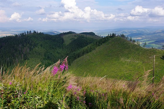 Pohoří Kozie chrbty (Kozí hřbety)
