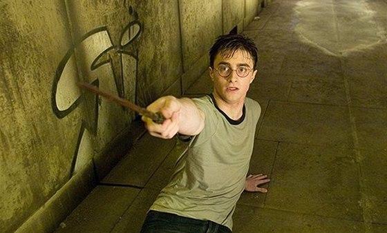 Harry Potter a Fénixův řád - snímek z filmu