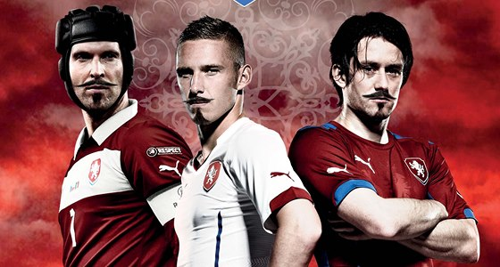 NOVÁ KAMPAŇ. Českou fotbalovou reprezentaci bude při vstupu do nového